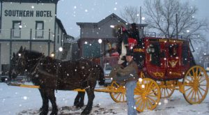 Have An Old World Christmas At This Charming Historic Village In Kansas