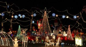 The One Family Light Display In Arkansas That Will Fill You With Holiday Spirit