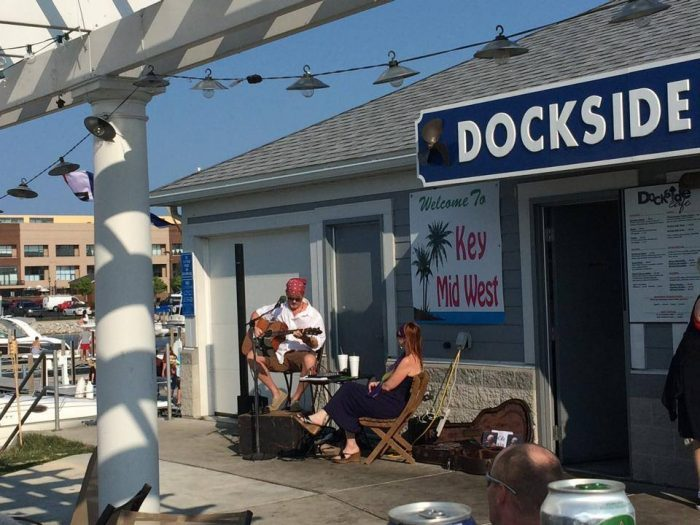 Dockside Restaurant Sandusky Ohio