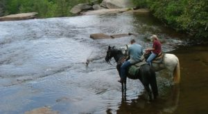 The Horseback Waterfall Tour In South Carolina That's Simply Unforgettable