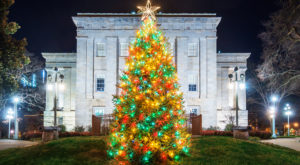 12 Main Streets In North Carolina That Are Pure Magic During Christmastime