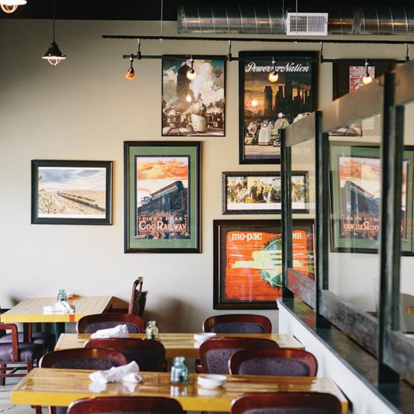 Vintage Kitchen Yelp: Railcar Modern American Kitchen In Nebraska Is Just Like