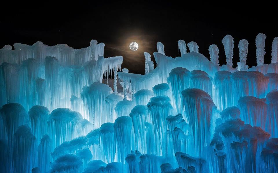 You Ve Never Seen Anything Like This Ice Castle Coming To