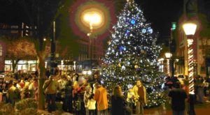 12 Main Streets In Maryland That Are Pure Magic During Christmastime