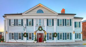 This Charming Connecticut Inn Is Perfect For A Cozy Winter Retreat