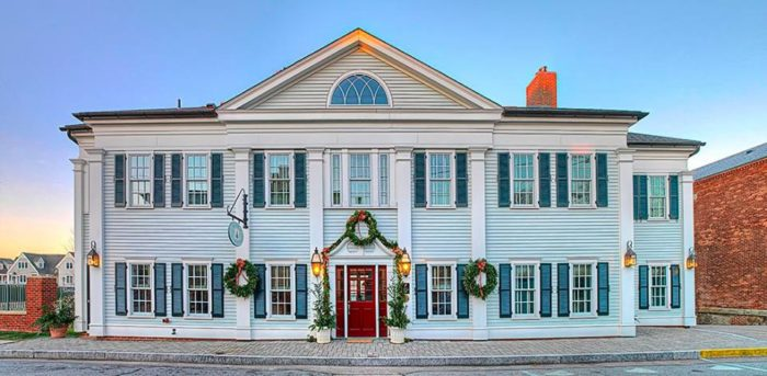 The Inn At Stonington Offers Stunning Views And Plenty Of New England Style Charm
