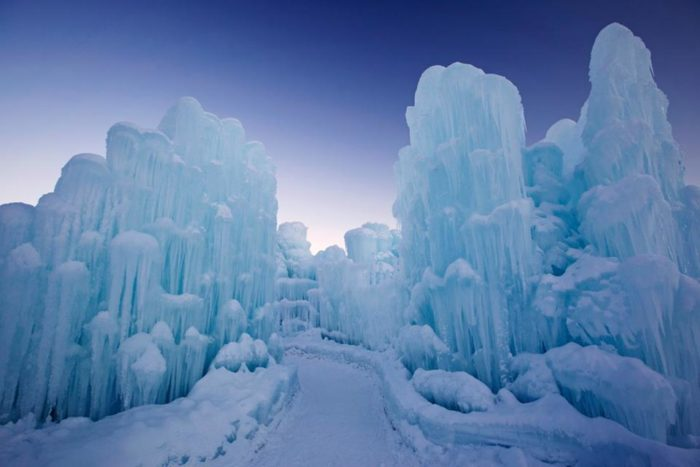 ice castle by kimesama - photo #4