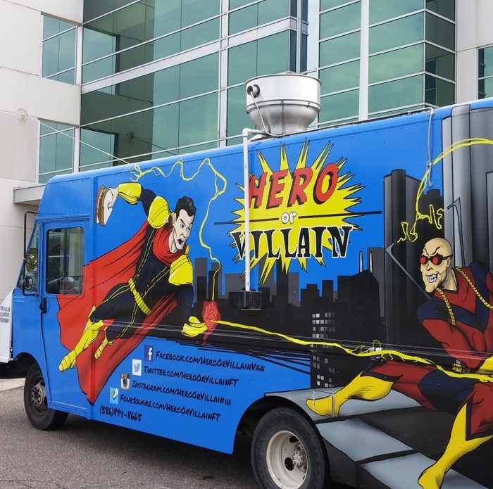 The best food trucks in michigan