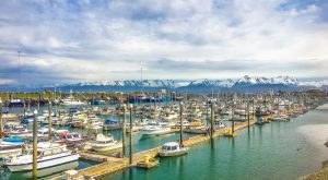 This Charming Place In Alaska Was Named One Of America's Happiest Seaside Towns