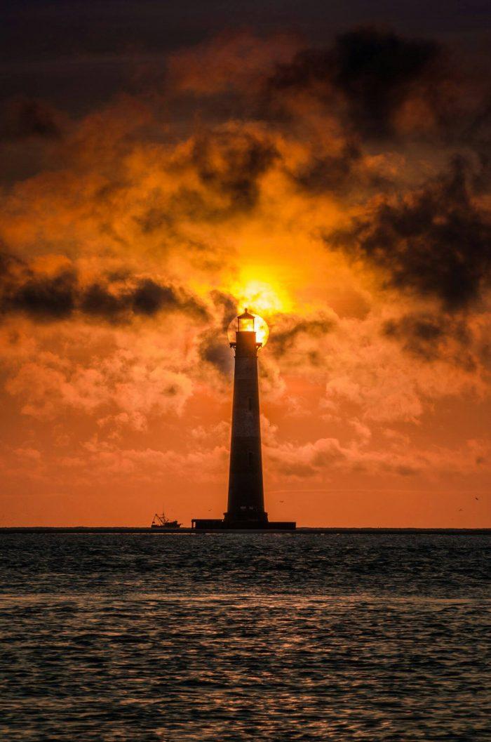 Lighthouse  Surfside Beach Sc