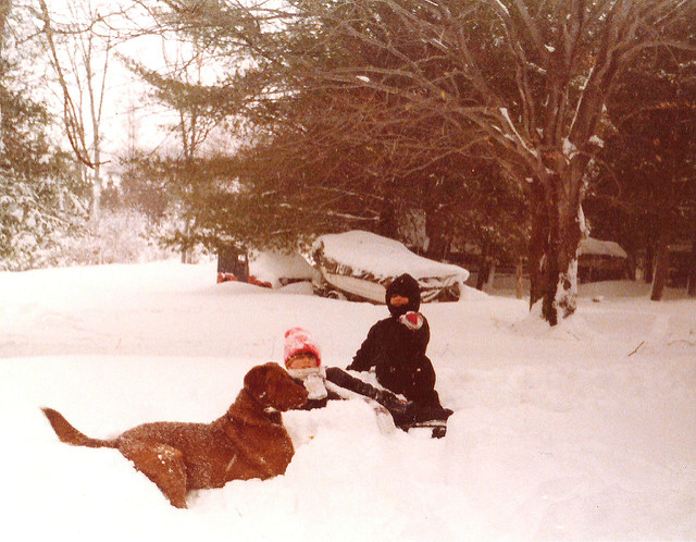 In 1978 A Terrifying Blizzard Struck New Hampshire