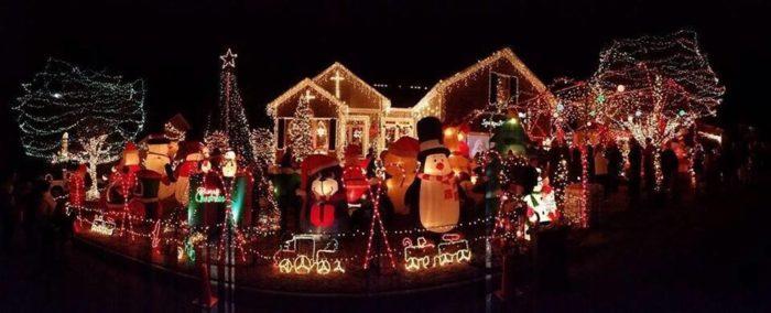 tnt lightstommy tonys holiday lights mauldin sc