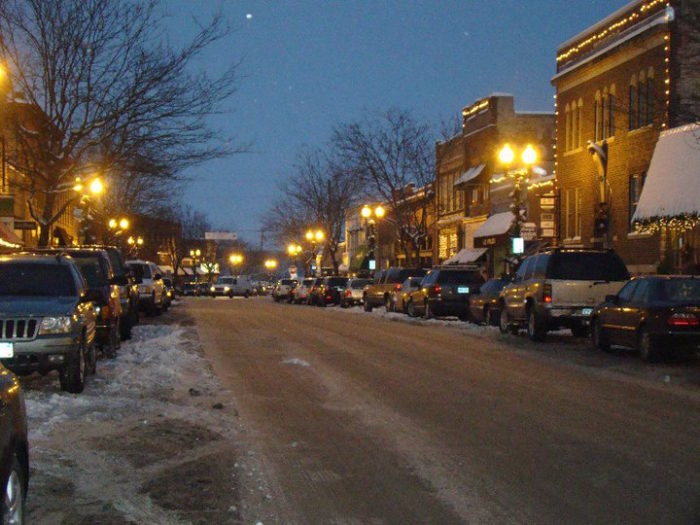 11 Best Christmas Main Streets In Minnesota 2016