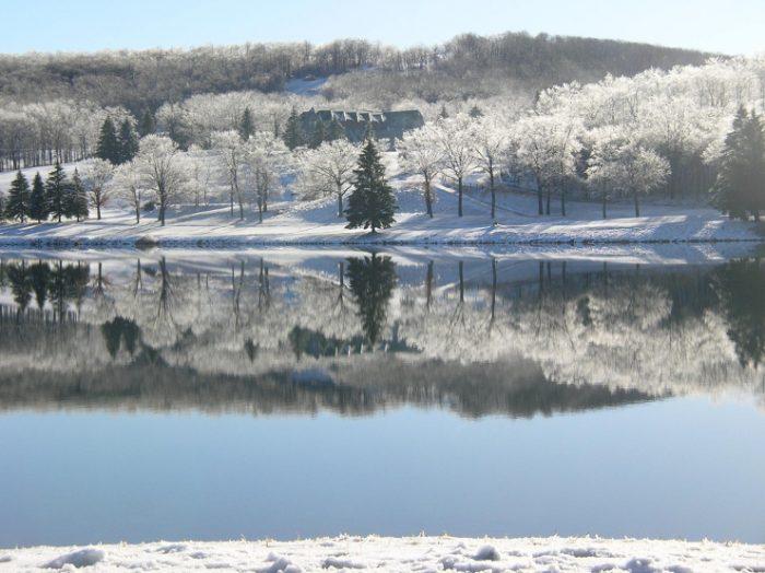 Terra Alta Is West Virginia S Snowiest Town