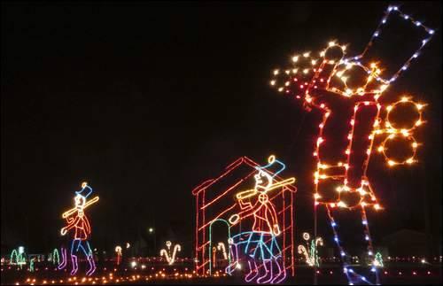 Drive Thru Christmas Lights Ohio