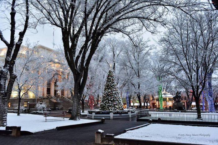 Prescott Arizona Is Arizona S Christmas Town
