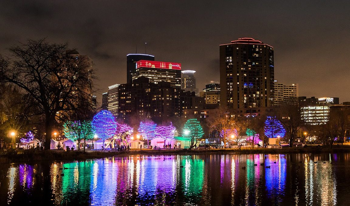 Holidazzle Is Minnesota S Most Magical Holiday Tradition