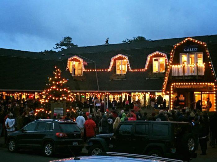 California Christmas Lights