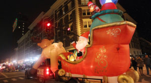 10 Spectacular Christmas Parades In West Virginia You Don't Want To Miss