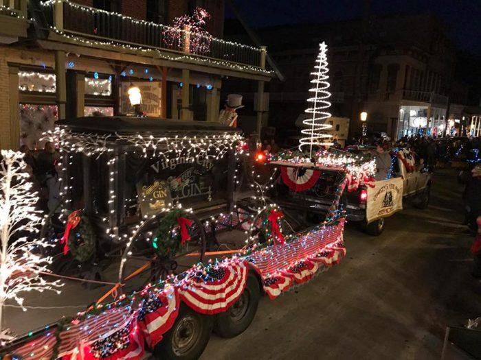 Christmas on the Comstock,