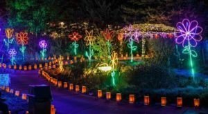 The Kansas Garden That Is Straight Out Of A Fairytale