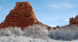 12 Picturesque Trails Around Denver That Are Perfect For Winter Hiking