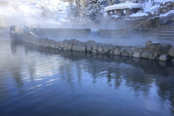 The Best Hot Spring Trip To Take Near Denver