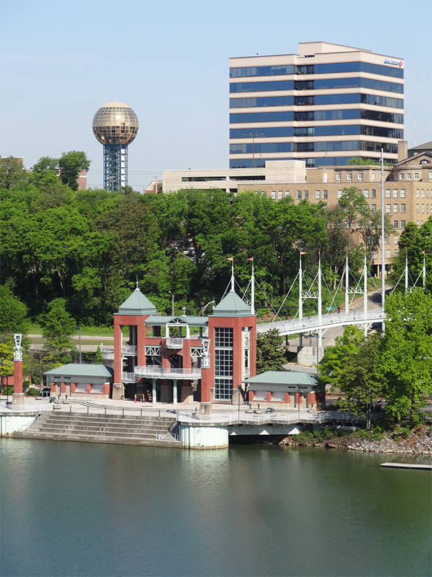Knoxville is the most romantic city in tennessee for Small towns in tennessee near knoxville