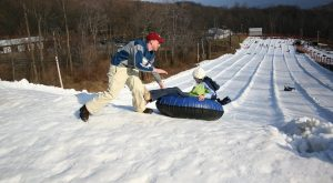 The 9 Best Places In Pennsylvania To Go Snow Tubing This Winter