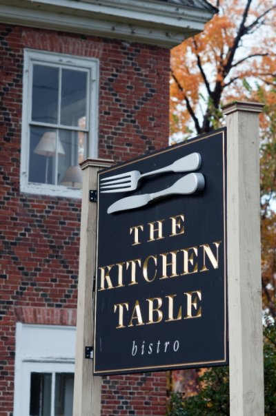 the kitchen table bistro 1840 w main street richmond - Kitchen Table Bistro Richmond Vt