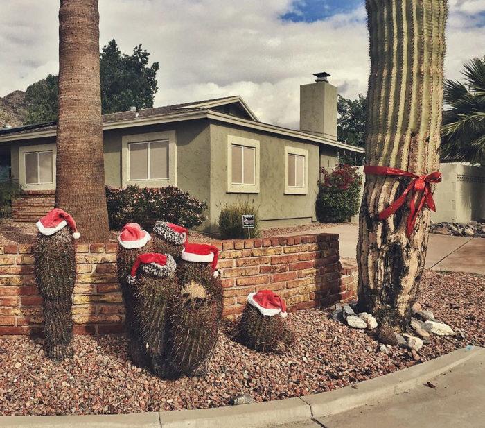 You Need To See The Arizona Tumbleweed Christmas Tree