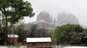 The Arizona Town That's Perfect For A Romantic Winter Getaway