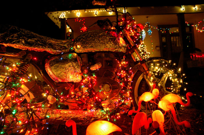 The 2016 Christmas Lights Road Trip Through Austin