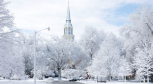 12 Reasons Why A White December Is The Absolute BEST In North Carolina