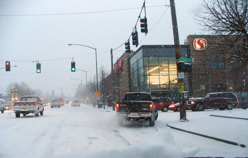 Car Accidents Caused By Weather Milwaukee