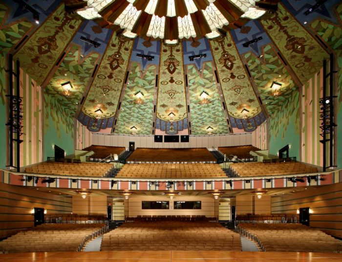 9 Of The Best Historic Theaters In Washington