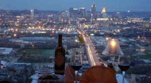 These 7 Restaurants In Cincinnati Have Jaw-Dropping Views While You Eat