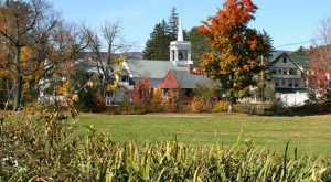 The One New Hampshire Town That's So Perfectly New England