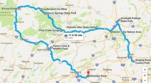 10 Unforgettable Road Trips To Take In Pennsylvania Before You Die