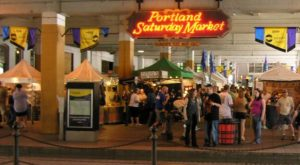 7 Holiday Markets In Portland Where You'll Find Incredible Stuff