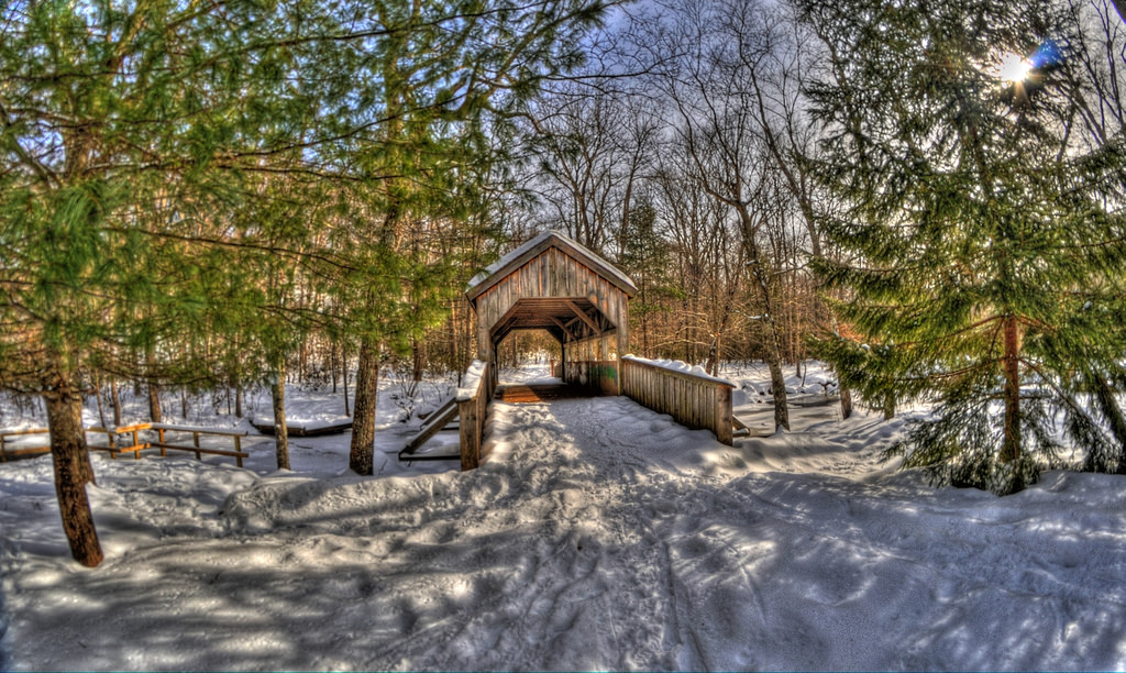 9 Most Beautiful Trails For Winter Hiking In Connecticut
