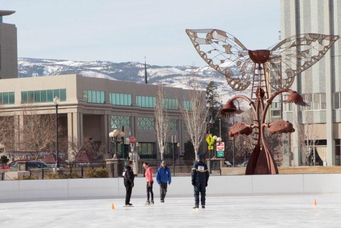 Reno/Tahoe Senior Winter Games