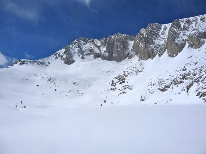 Ruby Mountain range