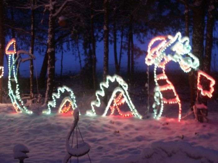 8 Christmas Light Displays You'll Want To Catch Before The Season Ends