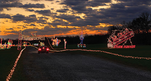Road Trip Through The Most Charming Christmas Towns In Pennsylvania