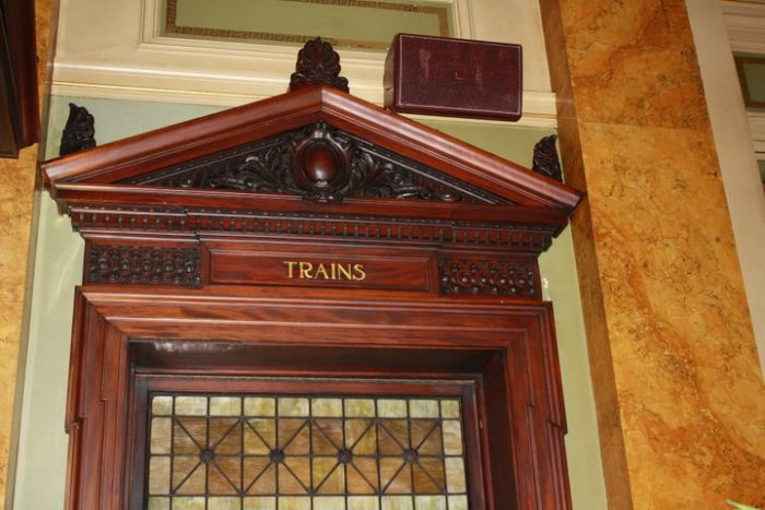 The Grand Concourse Is Best Train Themed Restaurant In