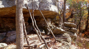 The One Place In Kansas That Looks Like Something From Middle Earth