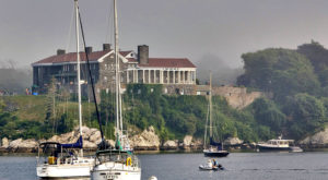 Aquidneck Island is not only the largest in Narragansett Bay, it's also one of the most stunning.