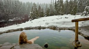 The One Hot Spring Forest Resort In Oregon That Is Basically Paradise