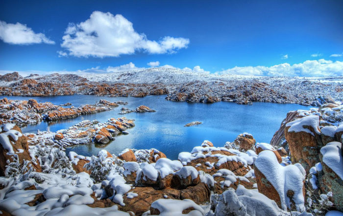 12 Places In Arizona That Will Remind You Of The North Pole